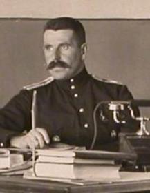 БОГДАШЕВСКИЙ Павел Петрович