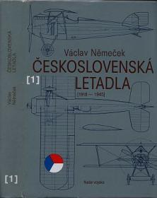Nemecek, Vaclav Ceskoslovenska letadla I. 1918-1945