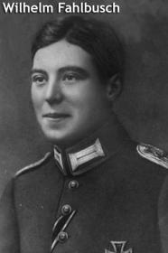 FAHLBUSCH, Wilhelm (Фальбуш, Вильгельм)