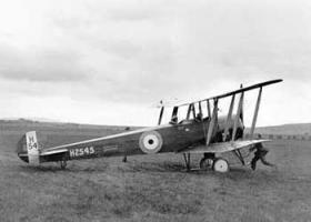 Avro 504 многоцелевой самолет (Авро 504)
