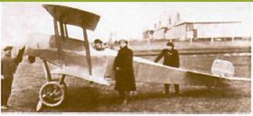 Bristol Scout истребитель (Бристоль «Скаут»)