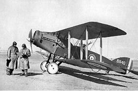 Bristol F.2B ( Бристоль F.2B )