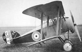 Sopwith TF.2 Salamander (Сопвич TF.2 «Саламандер»)
