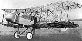 Airco De Havilland D.H.2 (истребитель Эйрко Дэ Хэвиланд D.H.2 )