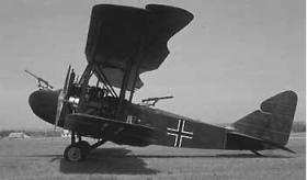 AEG G.IV - тактический бомбардировщик