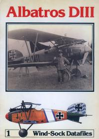 Albatros D.III история и чертежи самолета (Windsock Datafile 1 by Brian Knight)
