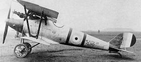 Pfalz D.III фронтовой истребитель Пфальц D.III