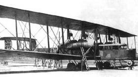 Zeppelin-Staaken R.VI (Цеппелин-Штаакен R.VI) бомбардировщик