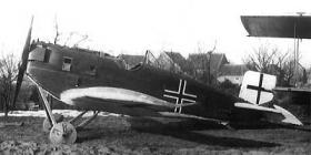 Junkers D.I (истребитель Юнкерс D.I)
