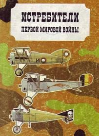 Кондратьев В. Истребители Первой мировой войны (Часть 1. Самолеты Великобритании, Италии, России, Франции)