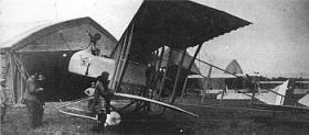 Farman M.F.11 Shorthorn разведывательный самолет Фарман МФ11