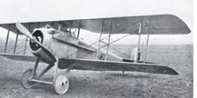 SPAD S.7 истребитель СПАД С. 7
