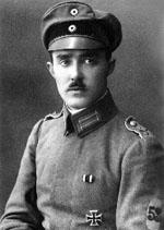 THUY, EMIL (Туй, Эмиль) - известный немецкий ас Первой мировой войны