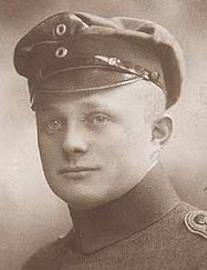KLEIN, Hans (Кляйн, Ганс) - немецкий ас Первой мировой, кавалер ордена «Pour le Merite»