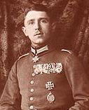 IMMELMANN, Max (Иммельманн, Макс) - немецкий ас Первой мировой, кавалер «Pour lе Merite»