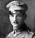 MULZER, Max Ritter von (Мульцер, Макс Риттер фон) - кавалер ордена «Pour le Merite»