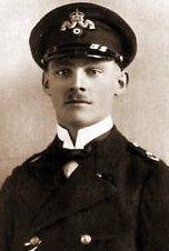 MEYER, Karl (Майер, Карл) - первый ас морской летчик Германии