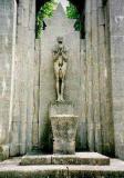 Памятник на могиле Освальда Бёльке