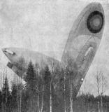 Авария русского дирижабля «Гигант»