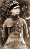 Почтовая карточка с изображением Роберта Риттера фон Грайма