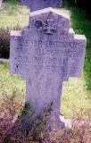 Могила Карла Алльменрёдера на кладбище Solingen-Wald в Золингене (Германия).