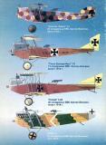 Фронтовые самолеты Первой мировой. Оборотная сторона обложки