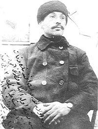 Лётчик лейтенант Нури-бей