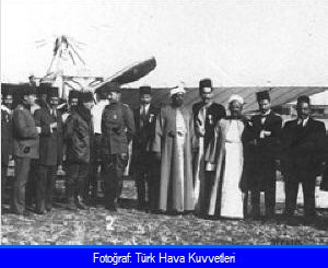 Церемония проводов в Стамбуле. Руководители Турции и пилоты.
